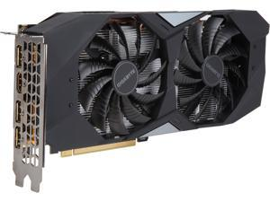 GIGABYTE GeForce GTX 1660 Ti WINDFORCE OC 6G Graphics Card, 2 x WINDFORCE Fans, 6GB 192-Bit GDDR6, GV-N166TWF2OC-6GD Video Card