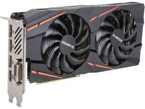 GIGABYTE Radeon RX 590 Gaming 8G Graphics Card, 2 x WINDFORCE Fans, 8GB 256-Bit GDDR5, GV-RX590GAMING-8GD Video Card