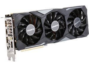 GIGABYTE GeForce RTX 2080 DirectX 12 GV-N2080GAMING OC-8GC 8GB 256-Bit GDDR6 PCI Express 3.0 x16 SLI Support ATX Video Card