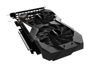 GIGABYTE GeForce GTX 1650 OC 4G Graphics Card, 2 x WINDFORCE Fans, 4GB 128-Bit GDDR5, GV-N1650OC-4GD Video Card