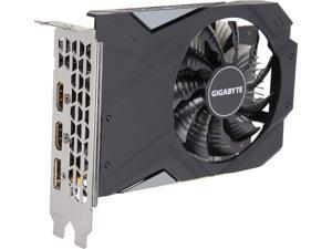 GIGABYTE GeForce GTX 1650 MINI ITX OC 4G Graphics Card, Mini ITX Form Factor, 4GB 128-Bit GDDR5, GV-N1650IXOC-4GD Video Card