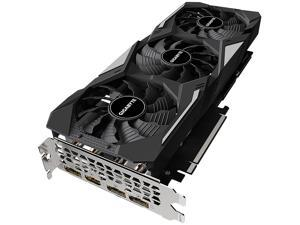 GIGABYTE GeForce RTX 2070 Super WINDFORCE OC 3X 8G Graphics Card, 3 x WINDFORCE Fans, 8GB 256-Bit GDDR6, GV-N207SWF3OC-8GD Video Card
