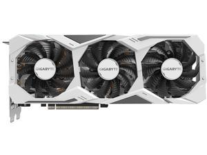 GIGABYTE GeForce RTX 2080 SUPER GAMING OC WHITE 8G Graphics Card, 3 x WINDFORCE Fans, 8GB 256-Bit GDDR6, GV-N208SGAMINGOC WHITE-8GD Video Card