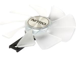SAPPHIRE NITRO Gear LED Fan (Red Color) Model 4N001-02-20G