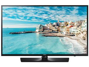 "Samsung 690U Series 50"" Luxury 4K Ultra HD Hospitality TV for Guest Engagement with Tizen OS - HG50NF690UFXZA"