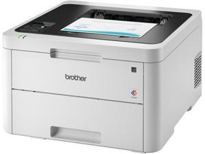 Brother HL-L3230CDW Compact Digital Color Printer Providing Laser Printer Quality Results with Wireless and Duplex Printing