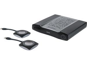Barco ClickShare CSE-200+ Wireless Collaboration Solution, 2 Buttons - R9861521NA