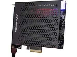 AVerMedia Game Streaming Capture Card Live Gamer 4K (GC573)