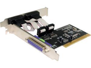 Rosewill RC303 - Dual Serial & Single Parallel Port PCI Card