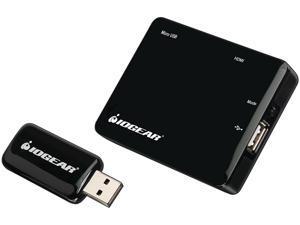 IOGEAR Wireless Screen Sharing and Miracast Kit GWSSKIT