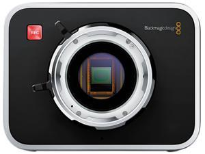 Blackmagic Design Cinema Camera (PL Mount) CINECAM26KPL
