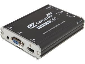 Lumantek HDMI/VGA to 3G/HD/SD-SDI Converter with Scaler LUM-ez-Converter HS+