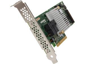 Adaptec 8805 (2277500-R) PCI-Express 3.0 x8 SATA / SAS High Port Count SAS / SATA RAID Adapters