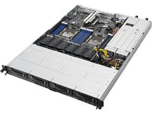 "ASUS RS500-E9-RS4 LGA 3647 Intel Xeon C621 16 DIMM DDR4, M.2, 4 x 3.5"" / 2.5"" Hot-swap Drives Rack Optimized Server with Dual Intel Ethernet"