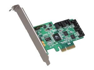 HighPoint RocketRAID 640 PCI-Express 2.0 x4 SATA III (6.0Gb/s) Controller Card