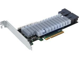 HighPoint RR2840A PCI-Express 3.0 x8 SATA / SAS 6Gb/s PCIe 3.0 x8 SAS / SATA RAID Host Bus Adapter