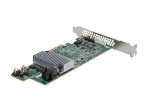 LSI 9300 MegaRAID SAS 9361-4i (LSI00415) PCI-Express 3.0 x8 SATA / SAS High Performance Four-Port 12Gb/s RAID Controller (Single Pack) - Avago Technologies