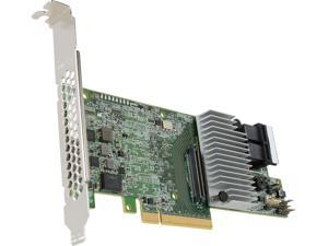 LSI MegaRAID SAS 9361-8i (2G) PCI-Express 3.0 SATA / SAS High Performance Eight-Port 12Gb/s RAID Controller (Single Pack)