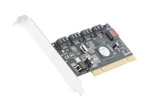 SYBA SY-PCI40010 PCI SATA II (3.0 Gb/s) RAID Controller Card