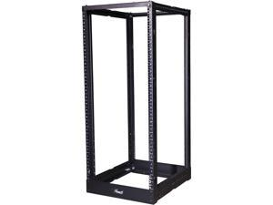 "Rosewill 4 Posts Depth-Adjustable (22"" - 40"") Open Frame Rack 25U"