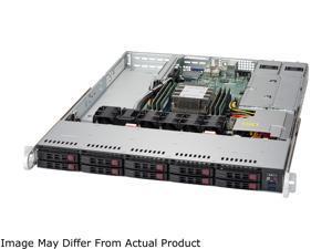 SUPERMICRO Rack Server SKL4108-SR3GJ, Intel Xeon Silver 4108 Processor (11M Cache, 1.80 GHz) 16GB DDR4-2666, 2R x 8, ECC RDIMM SYS-1019P-WTR-MA015