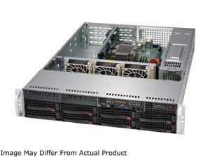 SUPERMICRO Rack Server SKL4108-SR3GJ, Intel Xeon Silver 4108 Processor (11M Cache, 1.80 GHz) 16GB DDR4-2666, 2R x 8, ECC RDIMM SYS-5029P-WTR-MA015