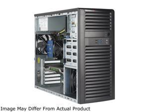 Supermicro Performance Workstation Barebone 5039C-T, Mid-tower, Intel C246 Chipset, Supports Intel Xeon E-2100, 8th / 9th Gen Intel Core i7 / i5 / i3, Pentium, Celeron CPUs