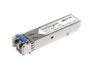 StarTech.com SFPF1302C Cisco GLC-FE-100FX Compatible SFP Module - 100BASE-FX Fiber Optical Transceiver - SFPF1302C