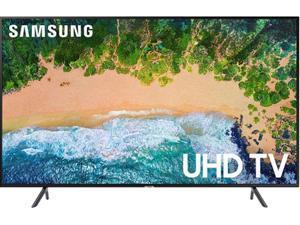 "Samsung NU7100 50"" 4K UHD HDR Smart TV UN50NU7100FXZA"