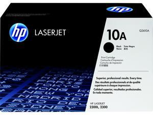 HP 10A LaserJet Toner Cartridge - Black