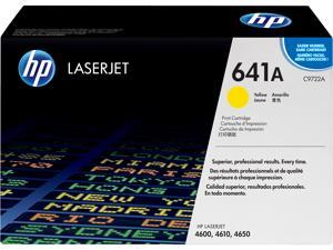 HP 641A LaserJet Toner Cartridge - Yellow
