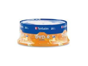 Verbatim AZO 4.7GB 16X DVD-R 25 Packs Disc - Model 95058