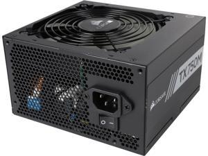 CORSAIR TX-M Series TX750M CP-9020131-NA 750W ATX12V v2.4 / EPS 2.92 80 PLUS GOLD Certified Semi-Modular Active PFC Power Supply
