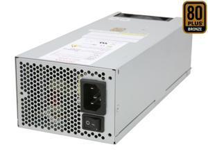 iStarUSA TC-2U/50-80 500W Single 2U 38dB Quiet 80plus Bronze Green Server Power Supply