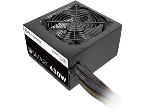 Thermaltake Smart Series 430W Continuous Power ATX 12V V2.3 80 PLUS Certified 5 Year Warranty Active PFC Power Supply Haswell Ready PS-SPD-0430NPCWUS-W
