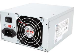 hec HP400D RETAIL 400W ATX12V Power Supply - Power Cord Included