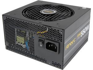 Antec Earthwatts Gold Pro Series EA550G Pro 550W Semi-Modular, 80 PLUS GOLD, 120mm Silent Fan, PhaseWave Design, 7 Year Warranty