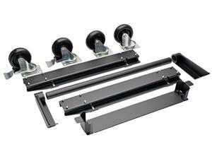 Tripp Lite CSHANDLEKIT Charging Station Mobile Cart Conversion Kit w Handles & Casters
