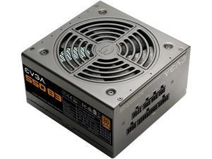 EVGA 550 B3, 80 Plus BRONZE 550W, Fully Modular, EVGA ECO Mode, Compact 150mm Size, Power Supply 220-B3-0550-V1