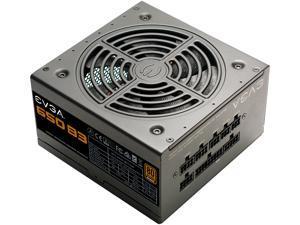 EVGA 650 B3, 80 Plus BRONZE 650W, Fully Modular, EVGA ECO Mode, Compact 150mm Size, Power Supply 220-B3-0650-V1