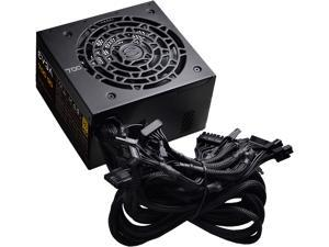EVGA 700 GD 100-GD-0700-V1 700W ATX12V / EPS12V 80 PLUS GOLD Certified Non-Modular Active PFC Power Supply