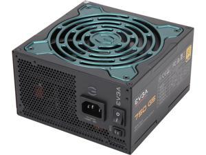 EVGA SuperNOVA 750 G5, 80 Plus Gold 750W, Fully Modular, Eco Mode with FDB Fan, 10 Year Warranty, Includes Power ON Self Tester, Compact 150mm Size, Power Supply 220-G5-0750-X1