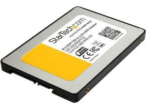 StarTech.com M.2 SSD to 2.5-Inch SATA III Adapter with Protective Housing (SAT2M2NGFF25)