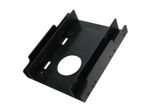 "BYTECC Bracket-35225 2.5"" HDD/SSD Mounting Kit For 3.5"" Drive Bay"