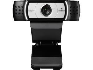 Logitech - Pro Webcam - Black 960-001070