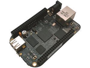 Beagleboard BBONE-BLACK-4G - Single Board Computer, AM3358 ARM Cortex-A8 MCU, 4GB eMMC On-board Flash Storage, USB Interface