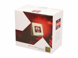 AMD FX-6100 Zambezi 6-Core 3.3 GHz Socket AM3+ 95W FD6100WMGUSBX Desktop Processor