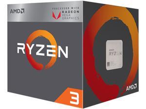 AMD RYZEN 3 2200G Quad-Core 3.5 GHz (3.7 GHz Max Boost) Socket AM4 65W YD2200C5FBBOX Desktop Processor - Retail