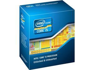 Intel Core i5-3470 Ivy Bridge Quad-Core 3.2 GHz LGA 1155 77W BX80637i53470 Desktop Processor Intel HD Graphics 2500