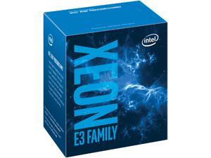 Intel Xeon E3-1240 V6 Kaby Lake 3.7 GHz (4.1 GHz Turbo) LGA 1151 72W BX80677E31240V6 Server Processor